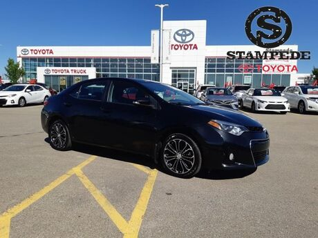 2015 Toyota Corolla S Technology Package Calgary AB