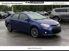 2015_Toyota_Corolla_S_ Watertown NY
