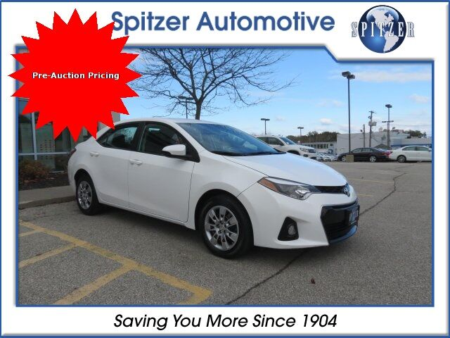 2015 Toyota Corolla S Amherst OH