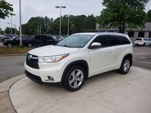 2015_Toyota_Highlander_AWD 4dr V6 Limited_ Cary NC