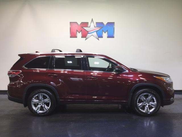 Vehicle Details 2015 Toyota Highlander At Motor Mile Kia Christiansburg Shelor Motor Mile