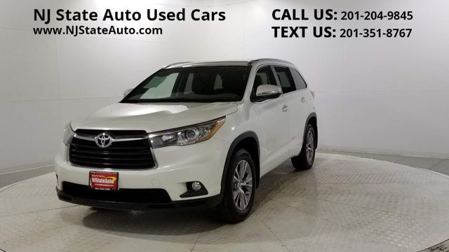 2015 Toyota Highlander AWD 4dr V6 XLE Jersey City NJ