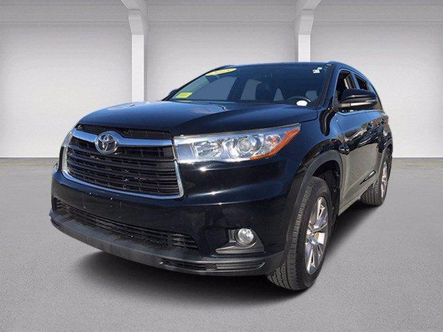 2015 Toyota Highlander AWD 4dr V6 XLE Dartmouth MA