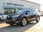 2015 Toyota Highlander Hybrid Limited Platinum AWD 3.3L 6CYL HYBRID, AUTOMATIC, AWD, LEATHER SEATS, SUNROOF, NAVIGATION
