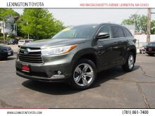 2015_Toyota_Highlander Hybrid_Limited Platinum_ Lexington MA