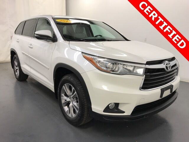 2015 Toyota Highlander LE Plus V6 AWD Holland MI