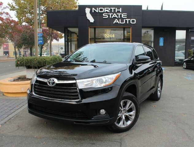 2015_Toyota_Highlander_LE Plus_ Walnut Creek CA