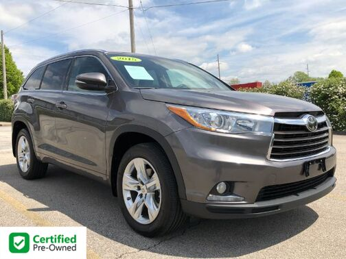 2015_Toyota_Highlander_Limited AWD V6_ Frankfort KY