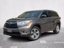 2015_Toyota_Highlander_Limited_ San Antonio TX