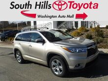 2015_Toyota_Highlander_Limited_ Canonsburg PA