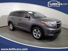 2015_Toyota_Highlander_Limited_ Cary NC