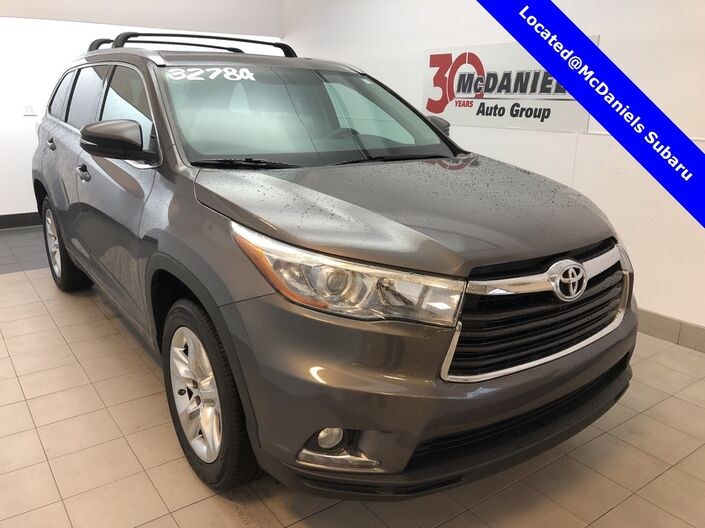 2015 Toyota Highlander Limited Columbia SC