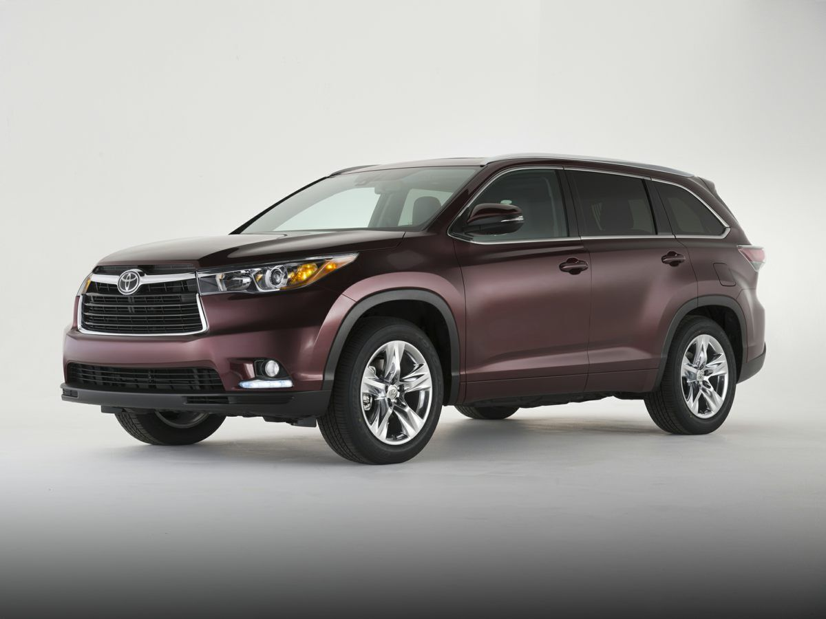 2015 Toyota Highlander Limited Whitehall WV