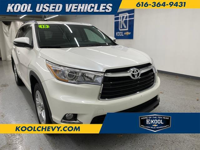 2015 Toyota Highlander Limited Grand Rapids MI