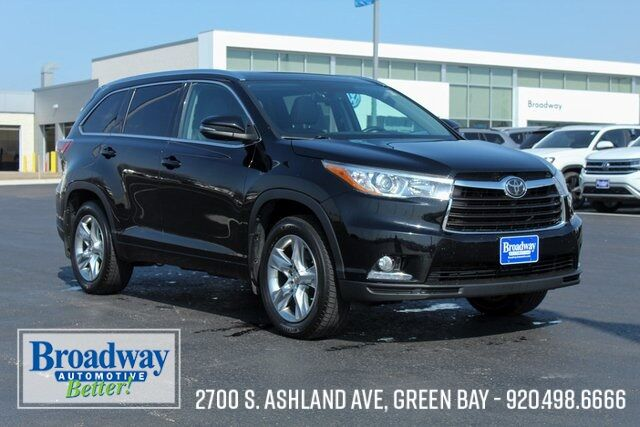 2015 Toyota Highlander Limited Green Bay WI