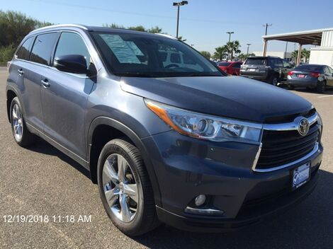 2015_Toyota_Highlander_Limited_ Harlingen TX