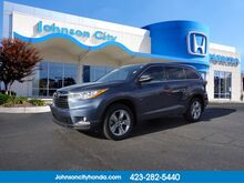 2015_Toyota_Highlander_Limited_ Johnson City TN
