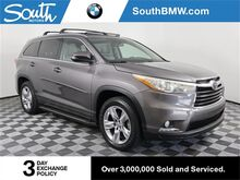 2015_Toyota_Highlander_Limited_ Miami FL