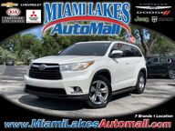 2015 Toyota Highlander Limited Miami Lakes FL