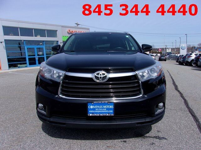 2015 Toyota Highlander Limited Middletown NY