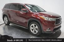 Toyota Highlander Limited NAV,CAM,SUNROOF,CLMT STS,18IN WHLS,3RD ROW 2015