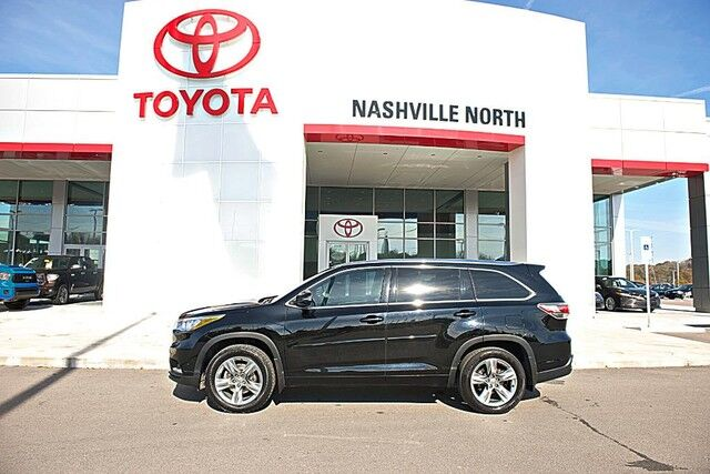 2015 Toyota Highlander Limited Nashville TN