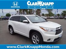 2015_Toyota_Highlander_Limited_ Pharr TX