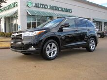 2015_Toyota_Highlander_Limited Platinum AWD V6 LEATHER SEATS, HEATED FRONT SEATS, NAVIGATION SYSTEM, PANORAMIC SUNROOF_ Plano TX