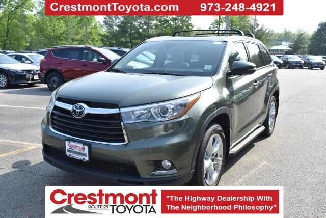 2015 Toyota Highlander Limited Platinum Pompton Plains NJ