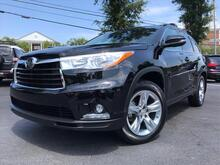 2015_Toyota_Highlander_Limited_ Raleigh NC