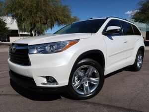 2015_Toyota_Highlander_Limited_ Scottsdale AZ