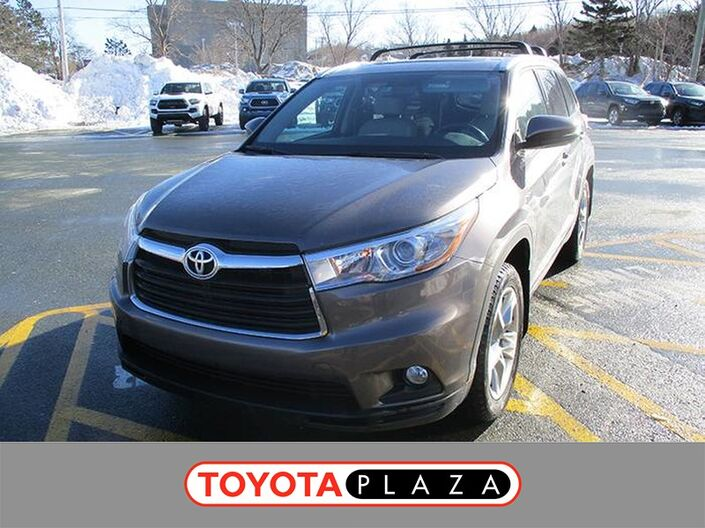2015 Toyota Highlander Limited St. Johns NL