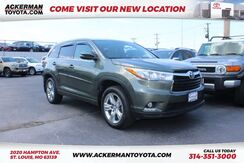 2015_Toyota_Highlander_Limited_ St. Louis MO