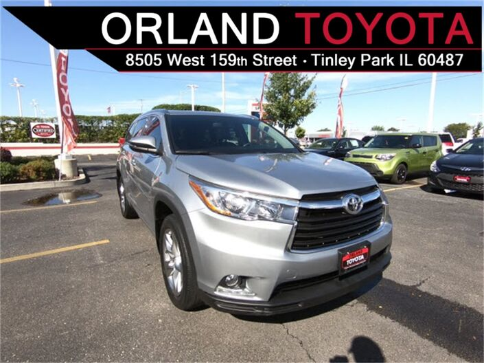 2015 Toyota Highlander Limited Tinley Park IL
