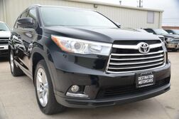 Toyota Highlander Limited 2015