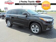 2015_Toyota_Highlander_Limited_ Fort Smith AR