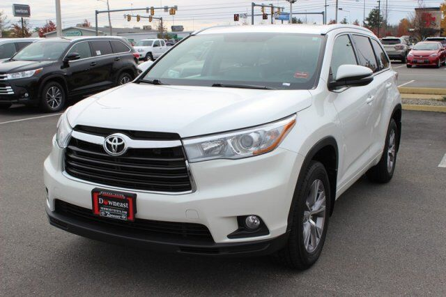 2015 Toyota Highlander XLE Brewer ME
