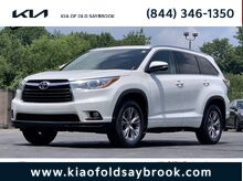 2015_Toyota_Highlander_XLE_ Old Saybrook CT