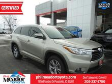 2015_Toyota_Highlander_XLE_ Pocatello ID