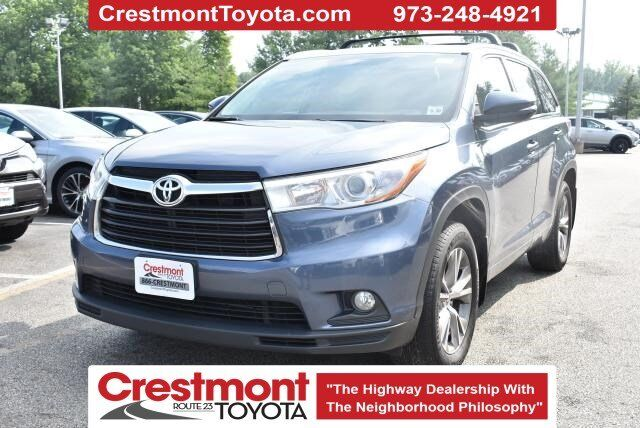 2015 Toyota Highlander XLE Pompton Plains NJ