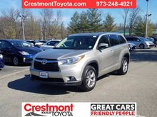 2015_Toyota_Highlander_XLE_ Pompton Plains NJ