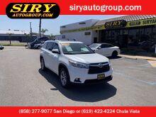 2015_Toyota_Highlander_XLE_ San Diego CA