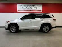 2015_Toyota_Highlander_XLE V6_ Greenwood Village CO