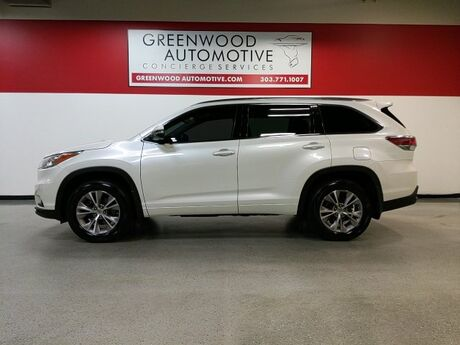 2015 Toyota Highlander XLE V6 Greenwood Village CO