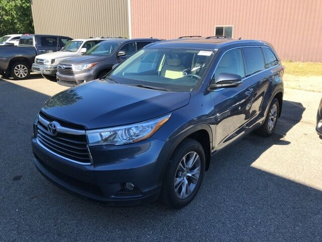 2015 Toyota Highlander XLE V6 Holland MI
