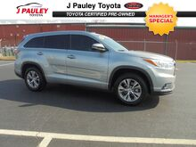 2015_Toyota_Highlander_XLE_ Fort Smith AR
