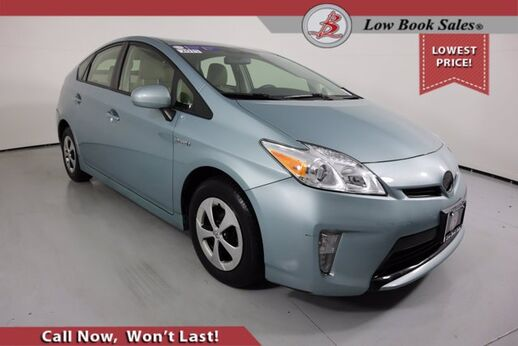 2015_Toyota_PRIUS_One_ Salt Lake City UT