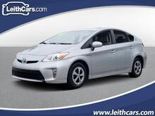 2015_Toyota_Prius_5dr HB Two_ Cary NC