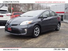 2015_Toyota_Prius_Four_ Lexington MA