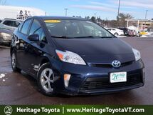 2015 Toyota Prius Four South Burlington VT
